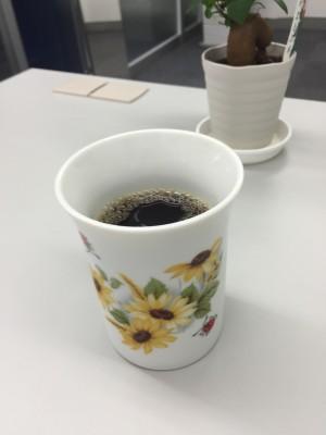 堀さんのコーヒー