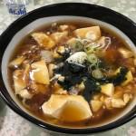 岩槻駅前の豆腐ラーメン