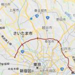 外環道地図