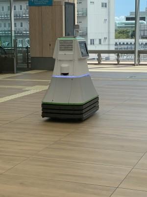 駅員さんロボット