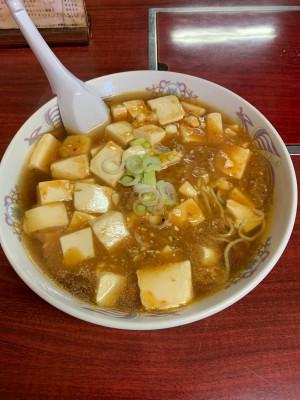 ラーメン亭麻婆麺