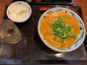 丸亀・トマトカレー